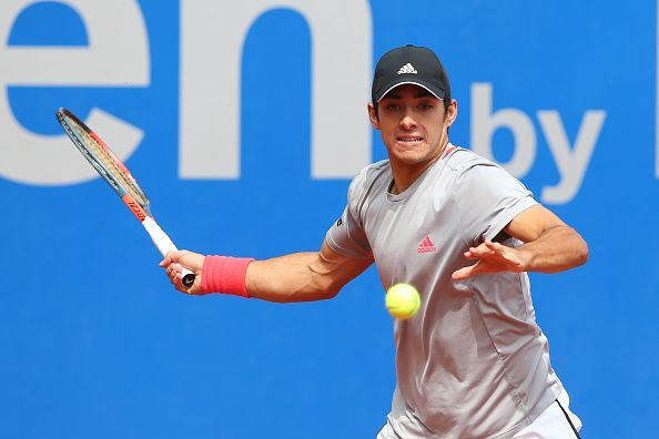 Garin has a preference for clay, the surface on which he has won two ATP titles.