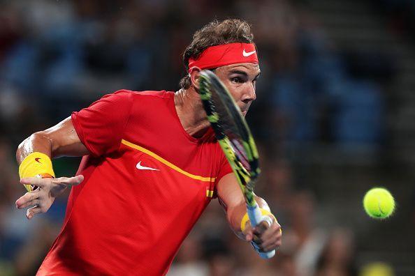 Nadal has beaten De Minaur comfortably in their previous two meetings.