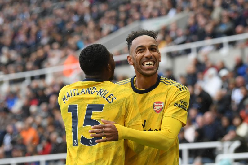 Pierre-Emerick Aubameyang could be a key player for Arsenal against Burnley