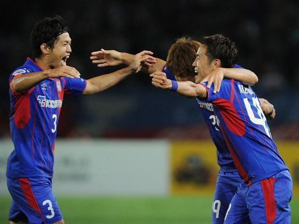 FC Tokyo are back in AFC Champions League