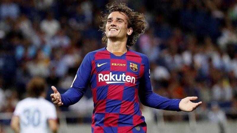 Antoine Griezmann saved Barcelona