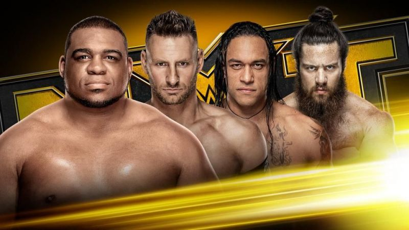 Who will become the new No.1 Contender for Roderick Strong
