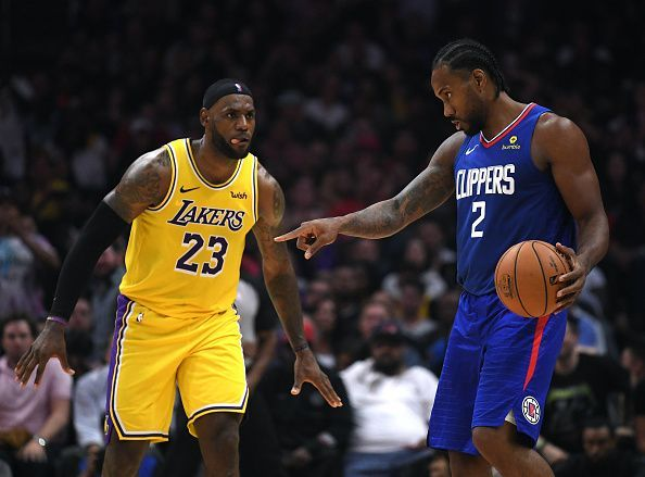 Los Angeles Clippers are officially contenders