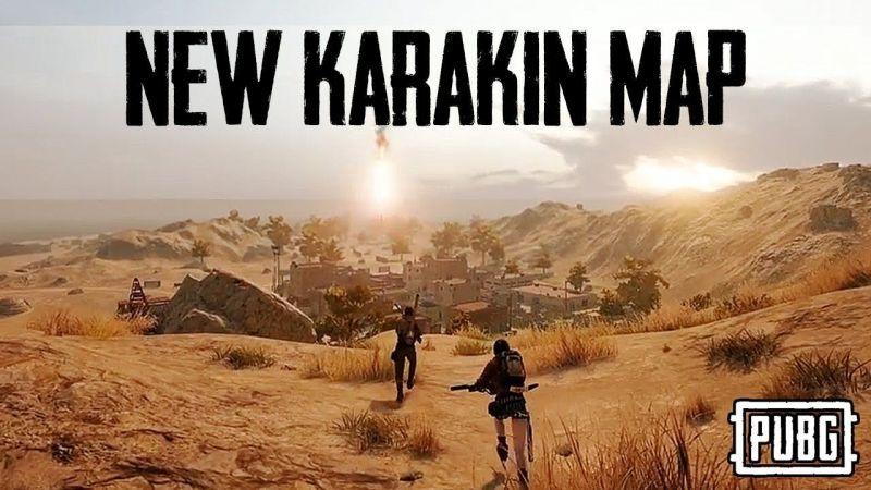 Karakin Map in PUBG
