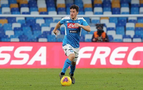 SSC Napoli v Perugia - Coppa Italia