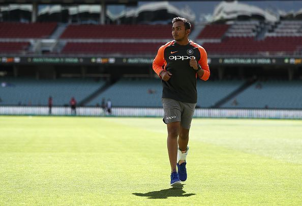 Prithvi Shaw could be sidelined for a significant period of time
