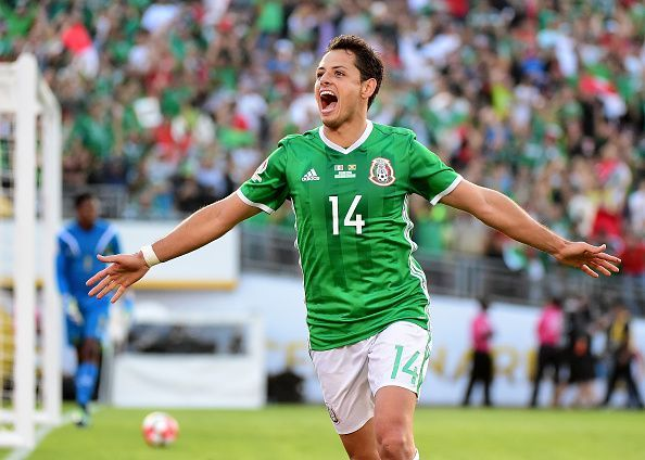 Javier Hernandez has joined LA Galaxy on an initial three-year deal