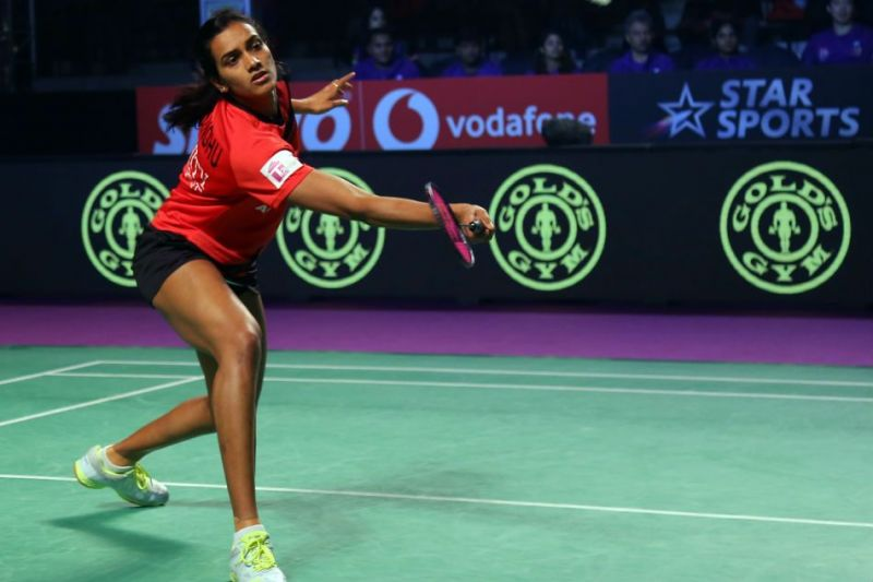 PV Sindhu will be in action for the Hyderabad Hunters