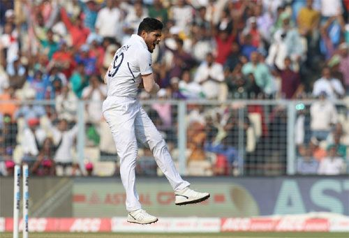 Umesh was brilliant against Bangladesh and South Africa