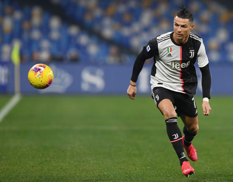 Cristiano Ronaldo has been in stunning form in recent weeks