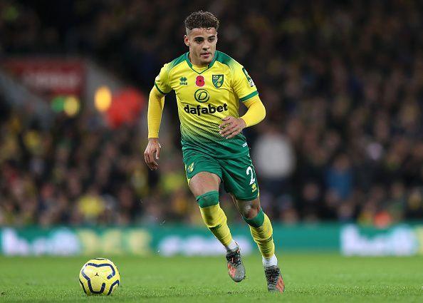 Max Aarons could be Tottenham