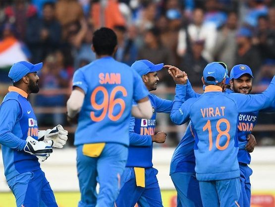 The Indian team will be looking to clinch the series