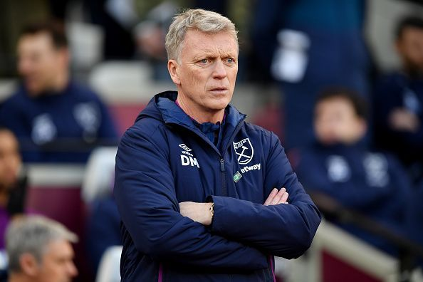 Could David Moyes be fired just weeks after taking over at West Ham?
