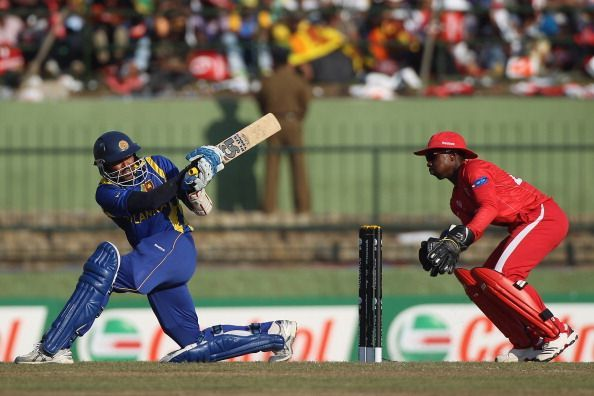 Sri Lanka v Zimbabwe: Group A - 2011 ICC World Cup