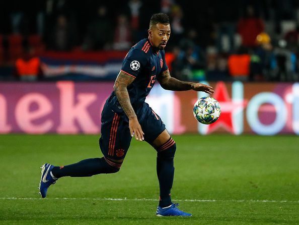 Arsenal could fight it out with AC Milan for the signature of Jerome Boateng
