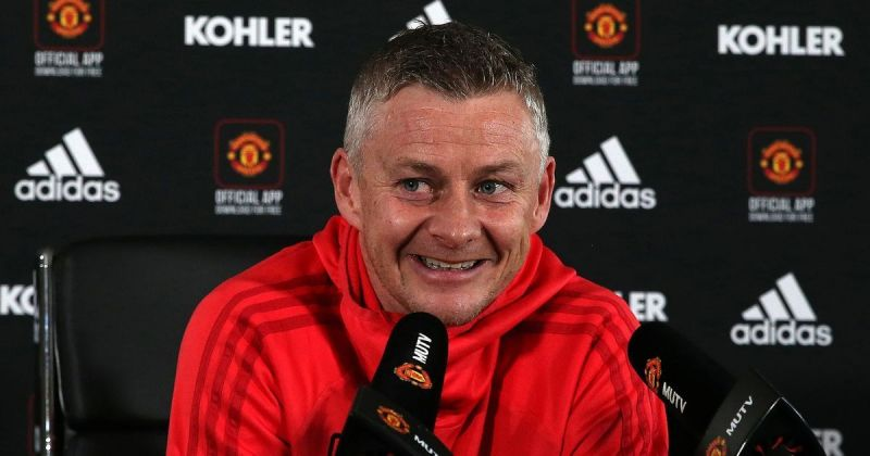 Ole Gunnar Solskjaer would be hoping Manchester United can pull off one transfer