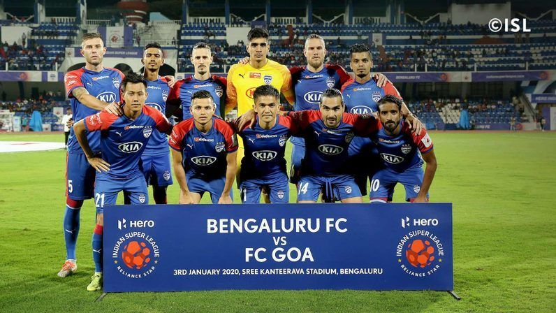 Bengaluru scraped past Goa on Friday