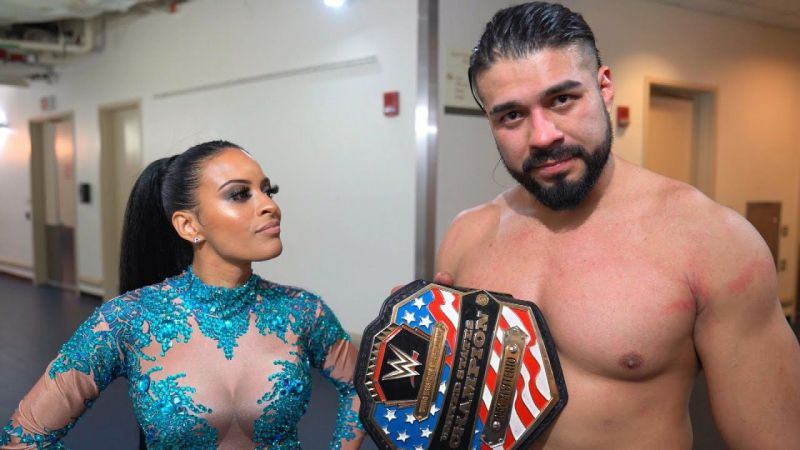 Andrade deserves a bigger stage to showcase his talents.