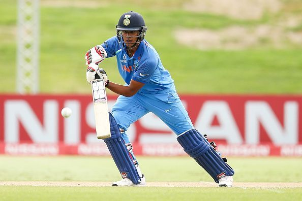Manjot Kalra played for India in the U-19 World Cup