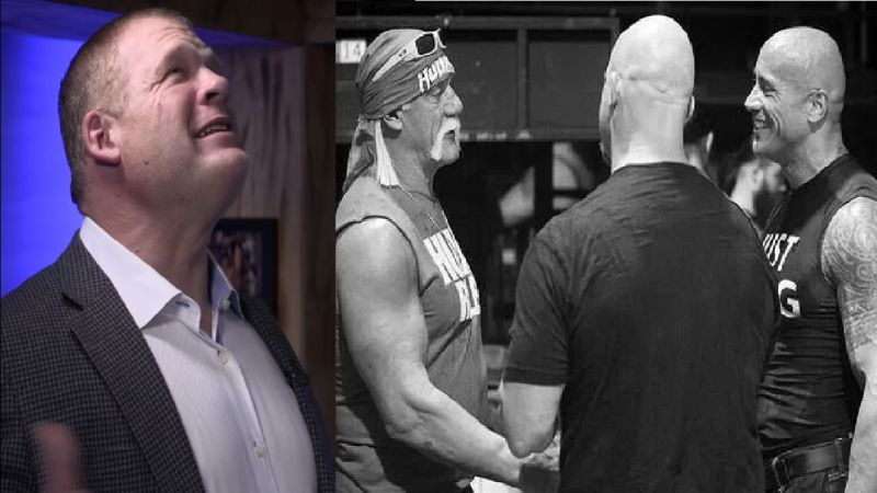 Kane impersonates a bunch of WWE legends