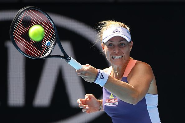 Angelique Kerber has shown signs of revival in the first few matches of 2020.