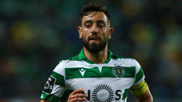 Will Bruno Fernandes join Manchester United this month?.