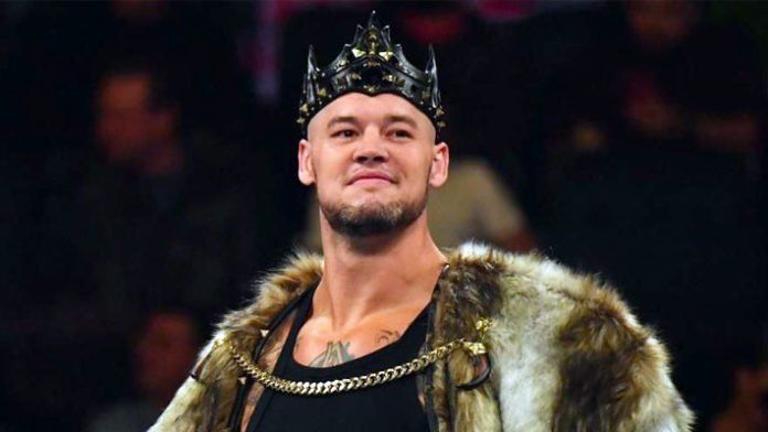 King Corbin has defeated Reigns before
