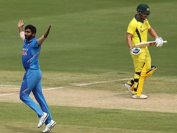 Jasprit Bumrah will make his return to ODI cricket