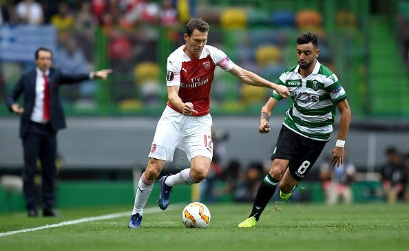 Bruno Fernandes (right)