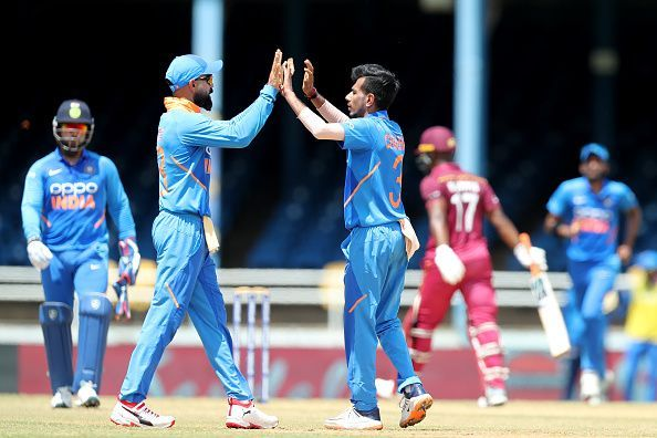 India won their last assignment - ODI series vs West Indies in 2019