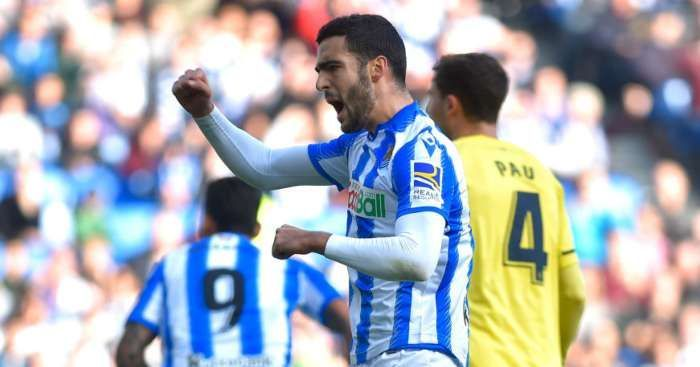 Like the injured Harry Kane, Willian Jose can operate as a target-man