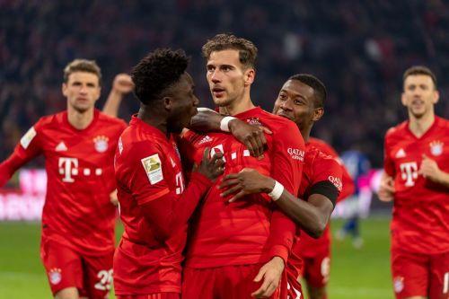 Page 2 - Bayern Munich 5-0 Schalke 04: 3 Key observations from the ...