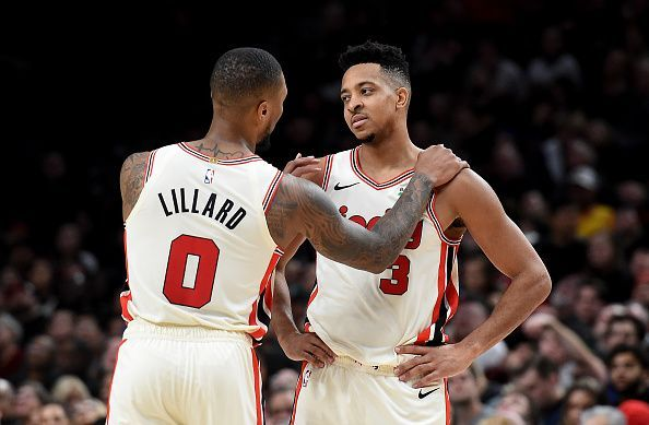 The Portland Trail Blazers travel to Miami to take on the Heat