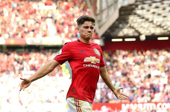 James enjoyed a dream start to his Manchester United career