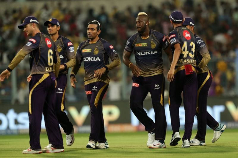 Two-time champions Kolkata Knight Riders have the fifth most defeats in the IPL