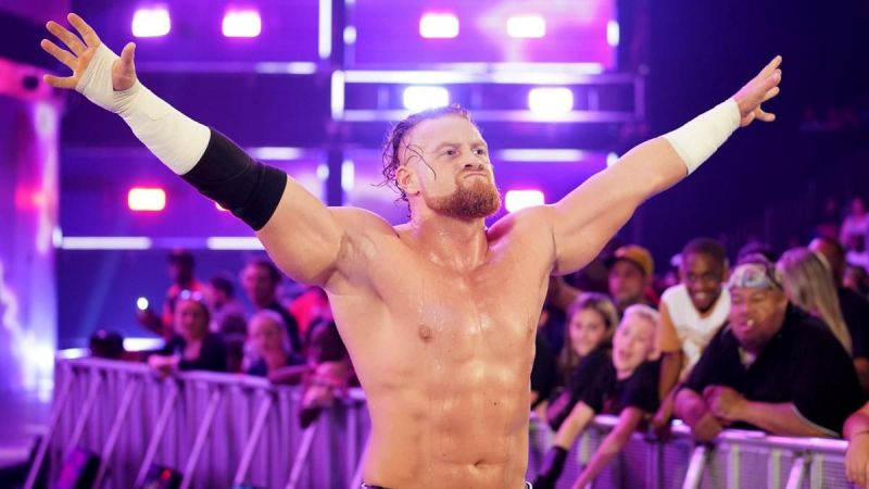 Buddy Murphy - has he been destined for the main event scene for a while?
