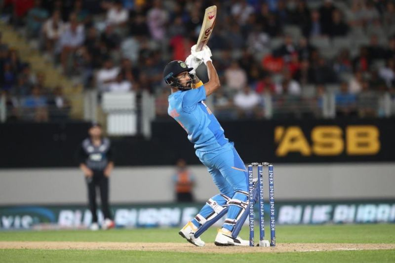 KL Rahul continued his rich vein of form