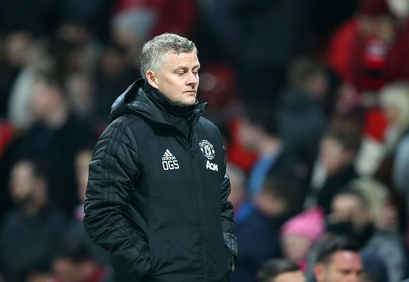 Manchester United boss Ole Gunnar Solskjaer could be in deep trouble soon