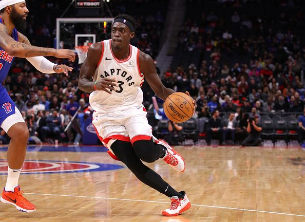 Pascal Siakam has been amazing for the Toronto Raptors