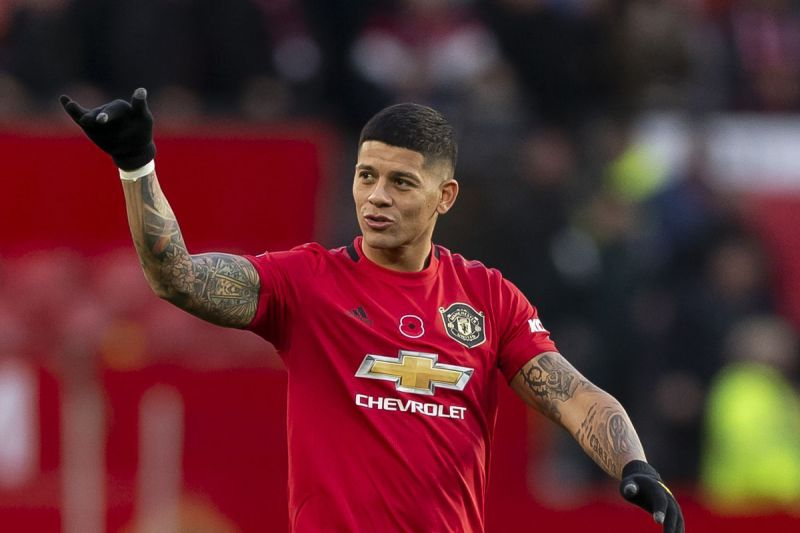 Marcos Rojo is not getting enough match-time at Manchester United