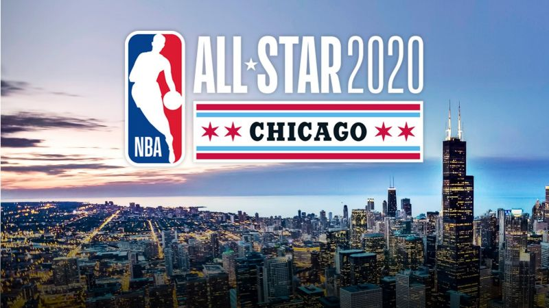 The 2020 All-Star Weekend is also set to emanate from the United Center in Chicago [Image: NBA.com]