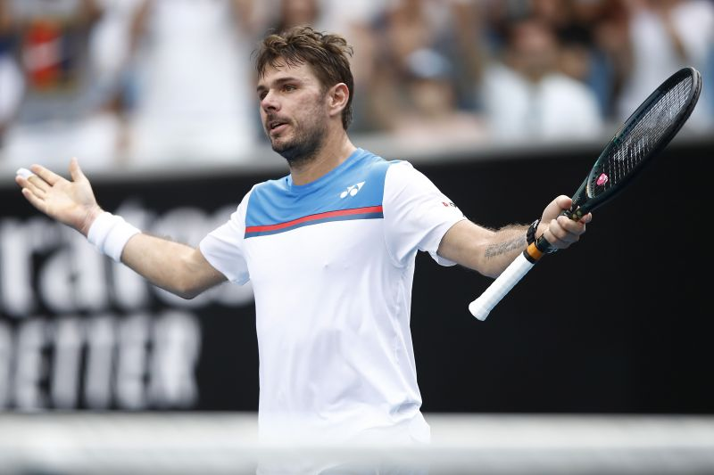 Stan Wawrinka shocked everyone with his won over the in-form Daniil Medvedev