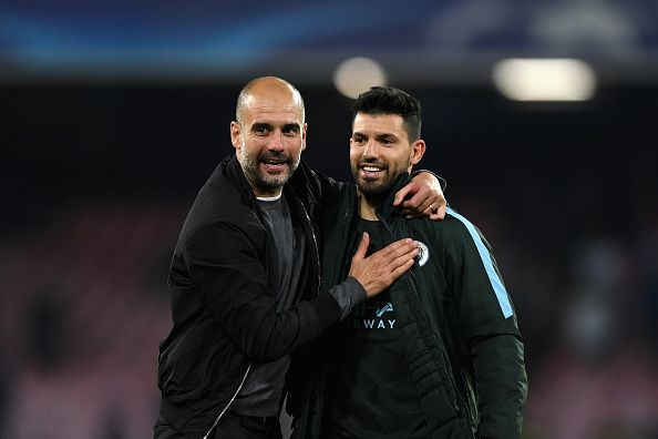 Pep Guardiola has made Aguero an even lethal finisher during his time at City