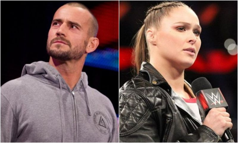 There could be some crazy surprises at the Royal Rumble