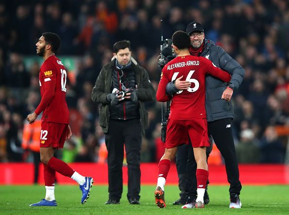 Liverpool would look to continue the momentum in 2020 too