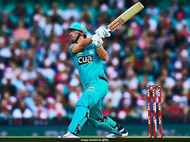 On his day, Chris Lynn is perhaps the most destructive batsman in the world. (Image credit: BBL)