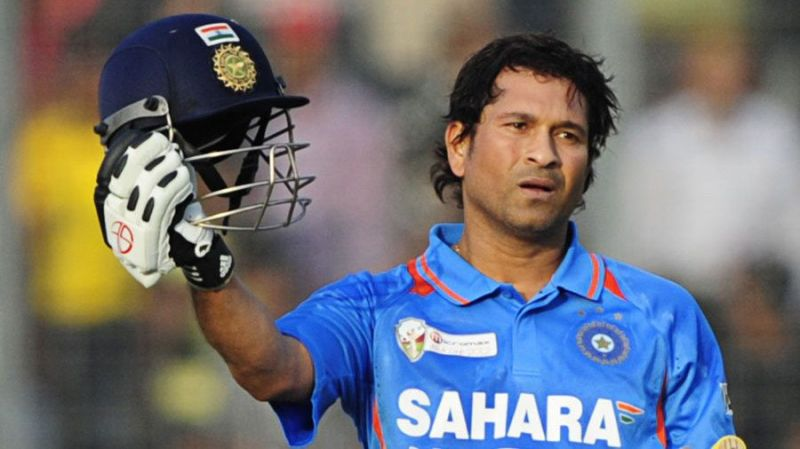 Batting records and Sachin Tendulkar are almost synonymous with each other.