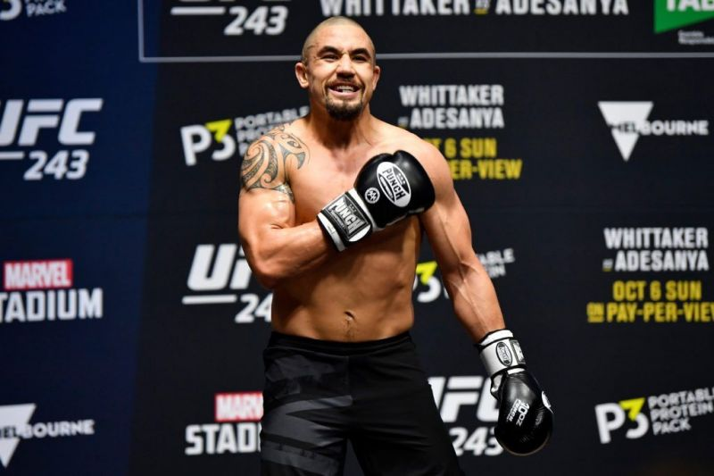 Robert Whittaker (Image source: Essentially Sports)