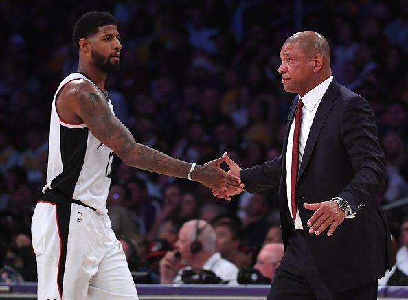The Los Angeles Clippers have yet to hit top form