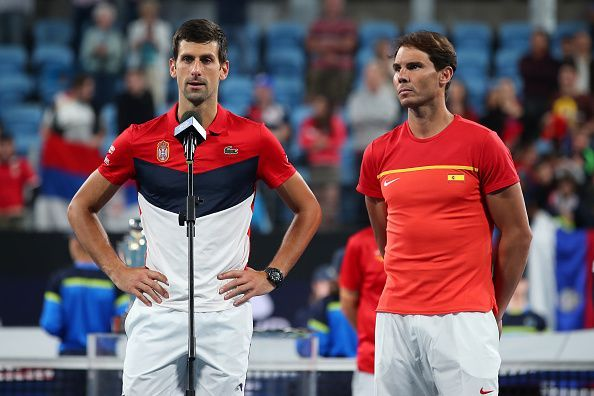 2020 ATP Cup - Nadal had no answers against Djokovic